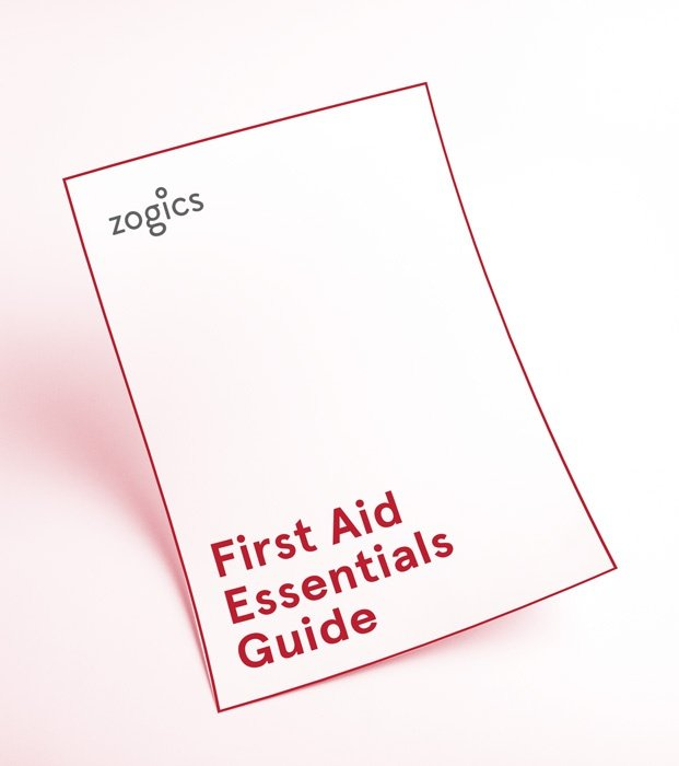 Zogics First Aid Essentials Guide