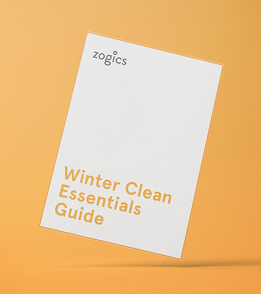 Zogics Winter Clean Essentials Guide